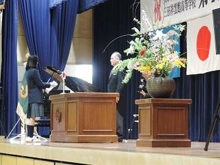 5新入生代表先生.JPG